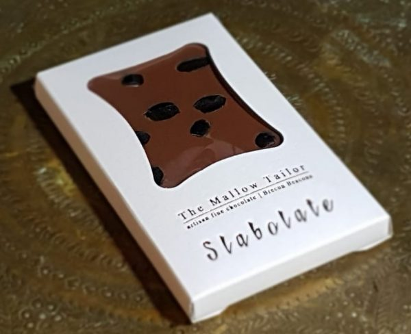 Liquorice personalised bar of chocolate