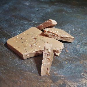 gold chocolate bar