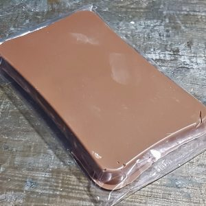 gingerbread chocolate bar