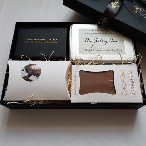 Personalised chocolate hampers